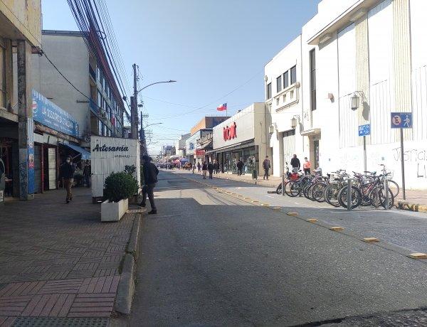 (AUDIO) Alcalde de Linares anunció que seguirá siendo paseo peatonal la calzada sur de calle Independencia