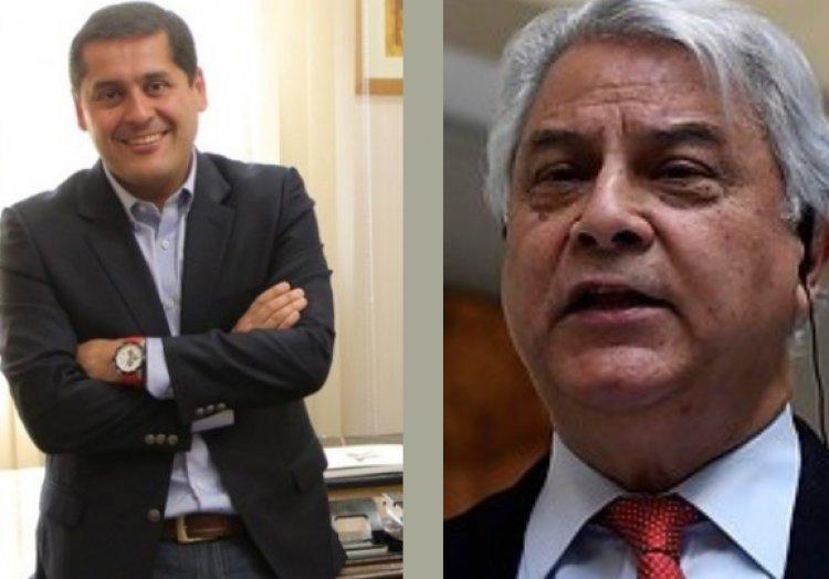 La desconocida cercanía entre Mario Meza (RN) y Jaime Naranjo (PS)
