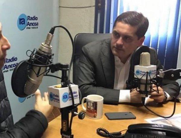 (AUDIO) Mario Meza niega intervencionismo electoral en el proceso parlamentario y de consejeros regionales en el Maule sur
