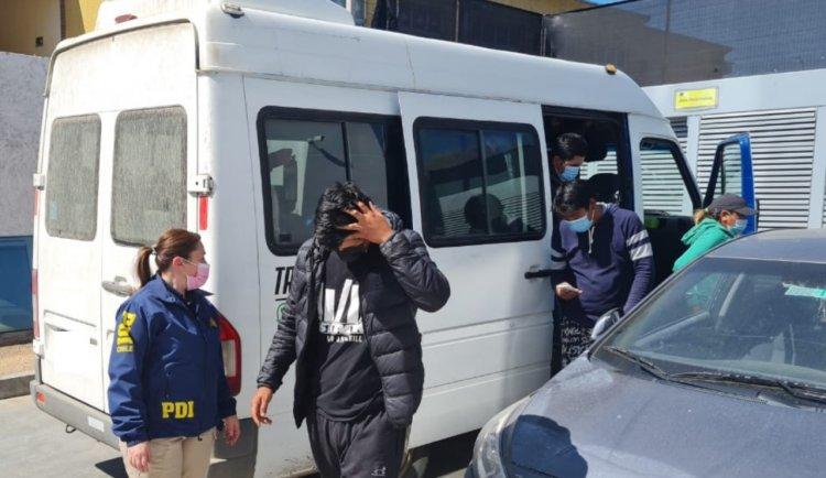 PDI ubica casa en el centro de Linares con 20 migrantes sin documentación al día