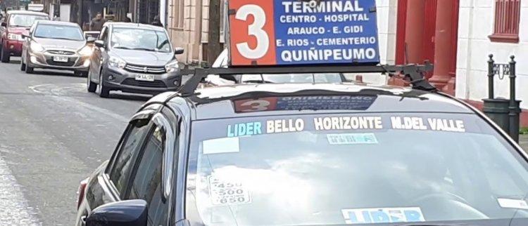 Informan alza en el pasaje de los colectivos en Linares