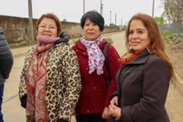 Tras diversos problemas se habilitó  calle María Auxiliadora