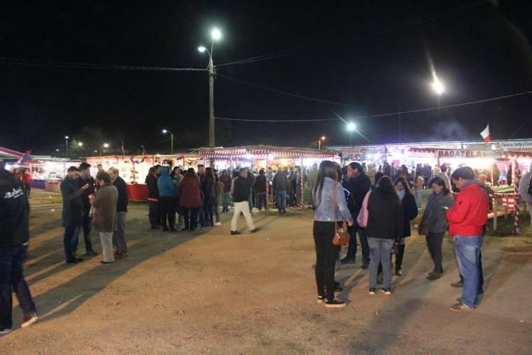 Fiesta Huasa y ramadas en Colbún y Panimávida