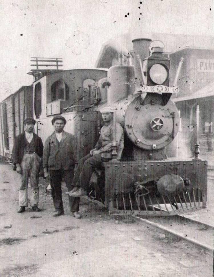 El fin del tren chico Linares-Colbún