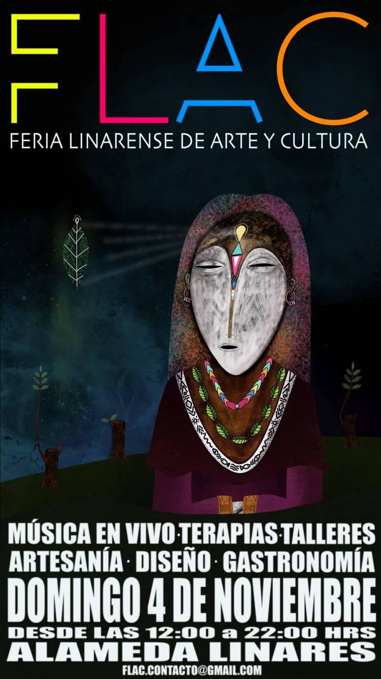 """Nueva versión de la """"Feria Linarense de Arte & Cultura"""""""