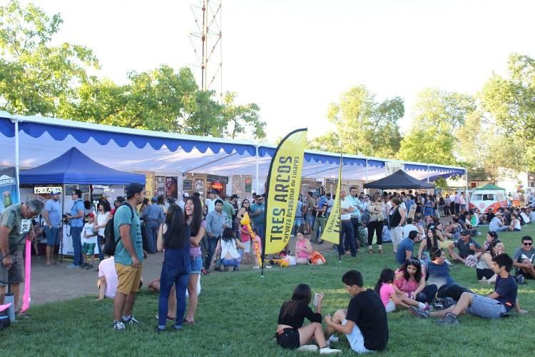 """""""Fiesta de la Cerveza"""" en Colbún"""