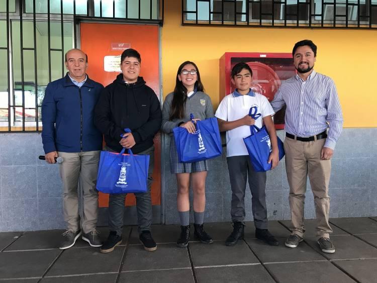 Más de 3 mil estudiantes recibirán útiles escolares en Colbún