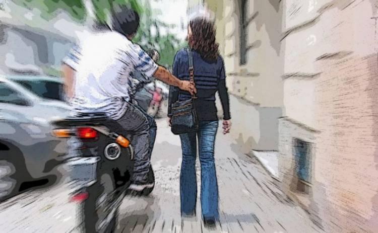 """Reaparecen los """"motochorros"""" en Linares"""