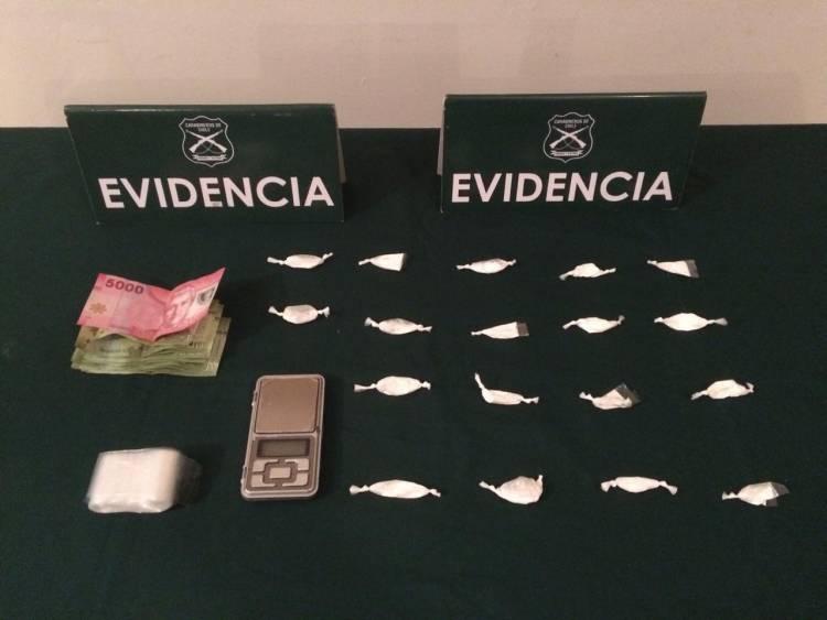 Madre e hija detenidas por microtráfico de drogas