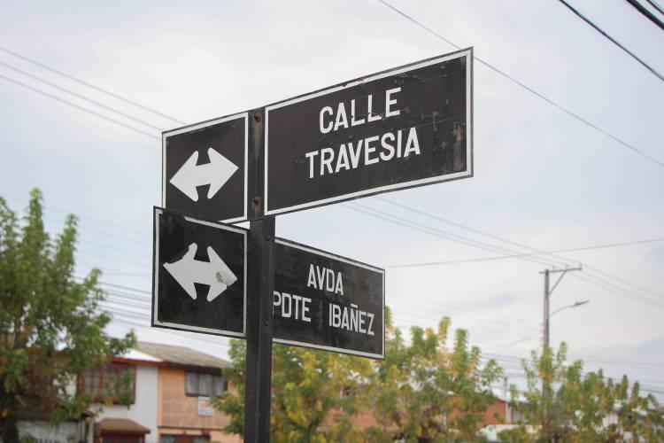 """Confirman cambio de sentido en calles de la población """"Manuel Francisco Mesa Seco"""" de Linares"""