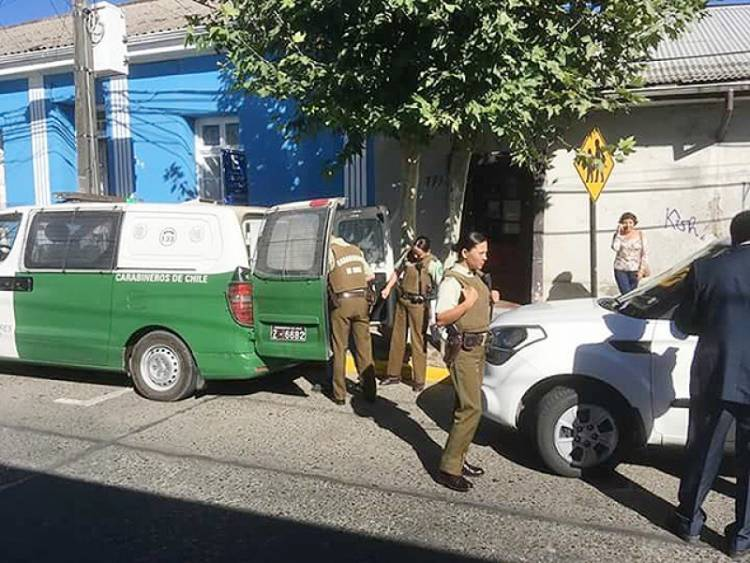 """Dos """"detenciones ciudadanas"""" preocupan a Carabineros de Linares"""