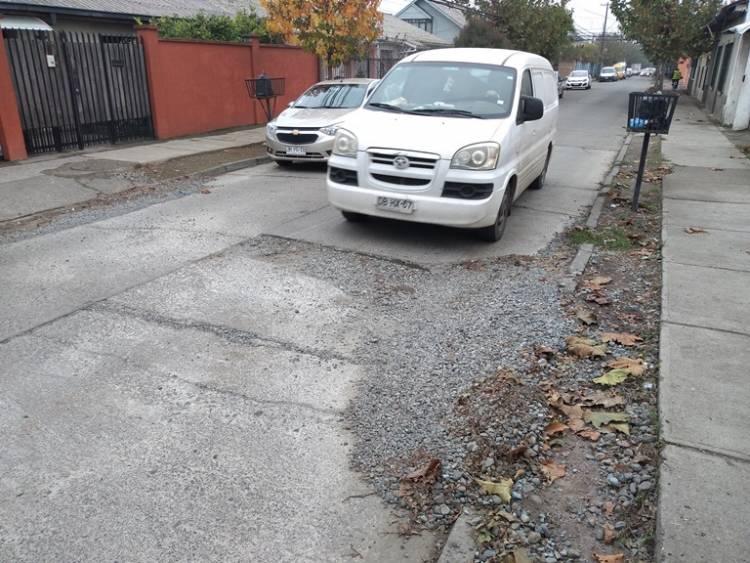 """Linarenses """"claman"""" por mejoramiento de calles"""