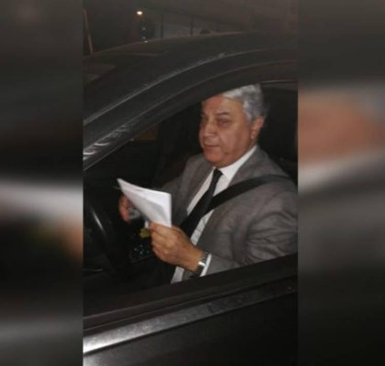 Conductor denuncia al diputado por Maule sur, Jaime Naranjo de chocarlo y darse a la fuga en Viña del Mar
