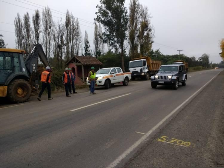 MOP culmina obras en la provincia de Linares