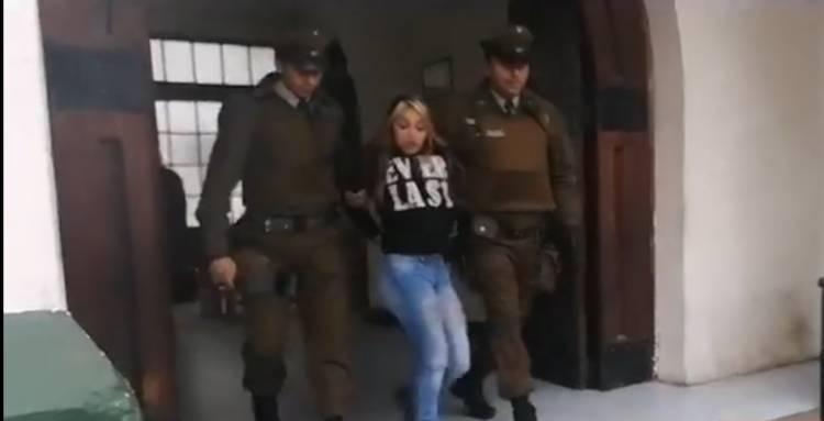 Tres de los cinco detenidos por asalto a mujer en calle O'Higgins quedaron en libertad