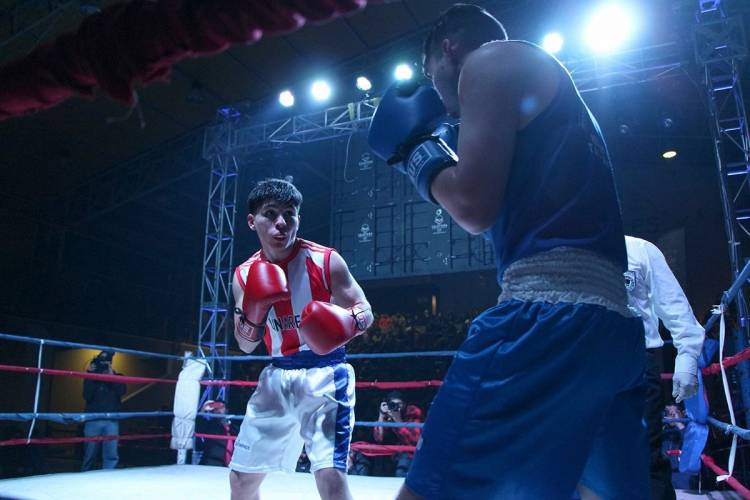 """Boxeo y juegos populares hoy en la """"Alameda de Linares"""""""
