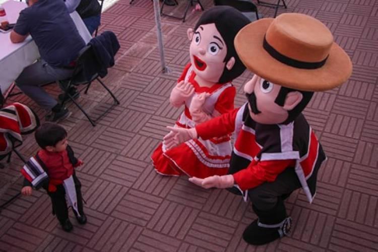 """Lo positivo y negativo de la """"Fiesta de la Chilenidad"""" que fue visitada por 80 mil personas"""