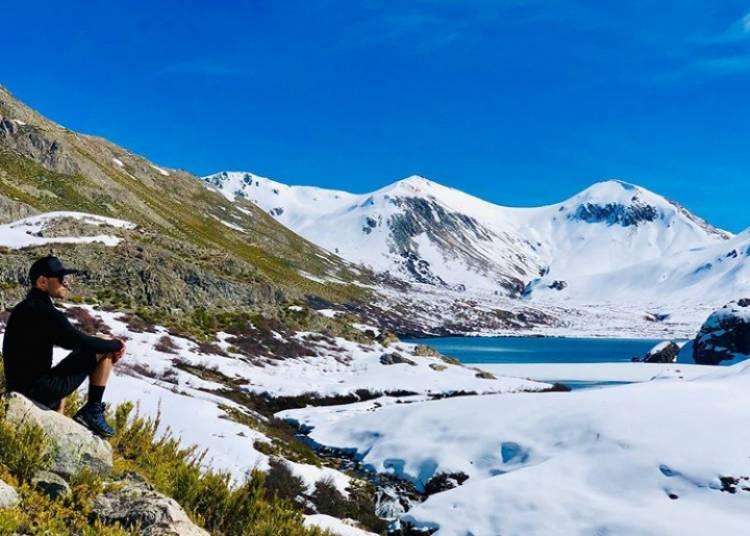 """La majestuosidad de la """"Laguna Achibueno"""""""