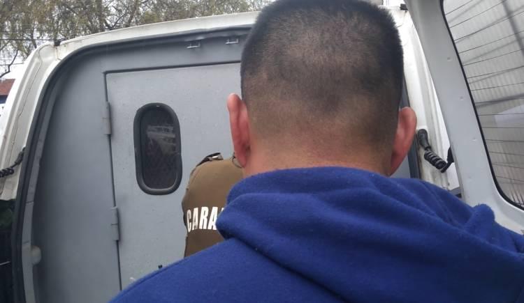 Medidas de alejamiento para sospechoso de atacar sexualmente a una mujer en Colbún