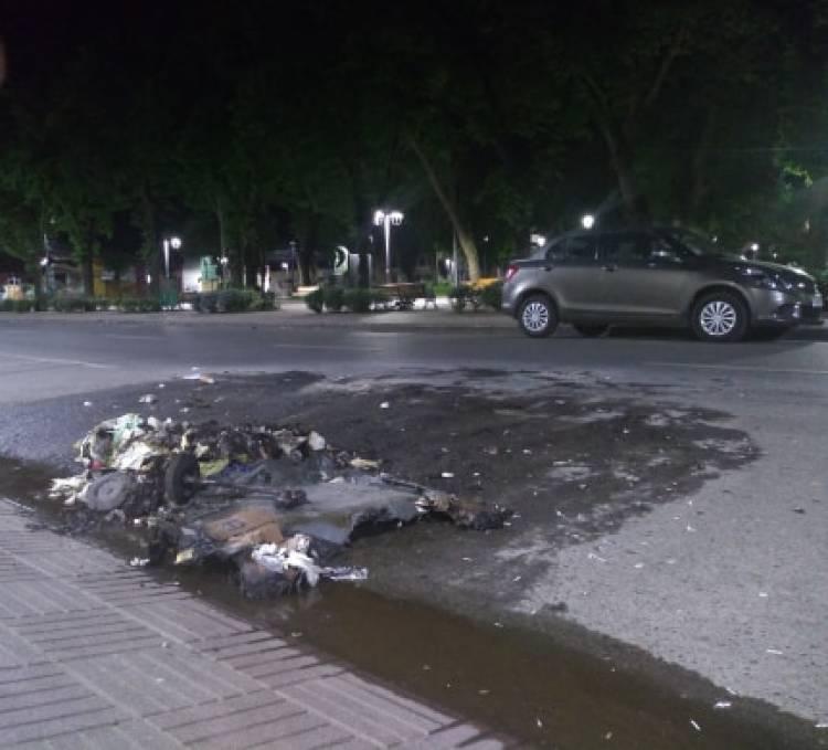 Linares después de las barricadas