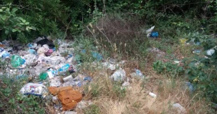 """Grave contaminación afecta al sector """"El Peñasco"""""""