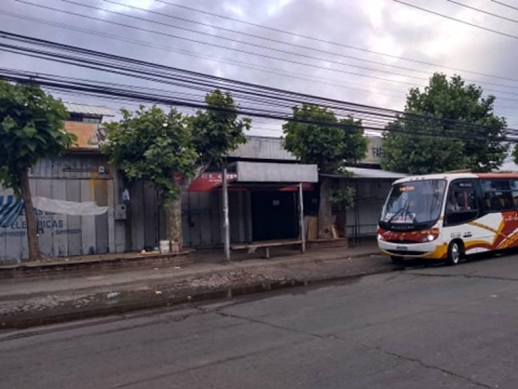 Nueva sobrecarga eléctrica provoca incendio en locales comerciales del lado norte del terminal de buses
