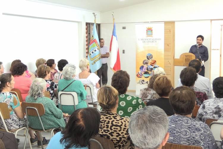 Inauguran moderna sede para adultos mayores en Panimávida