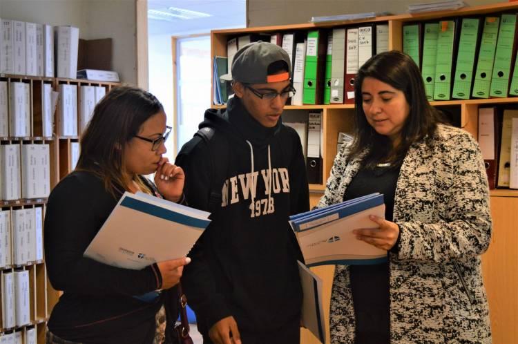 CFT San Agustín lanza beca de estudios para migrantes