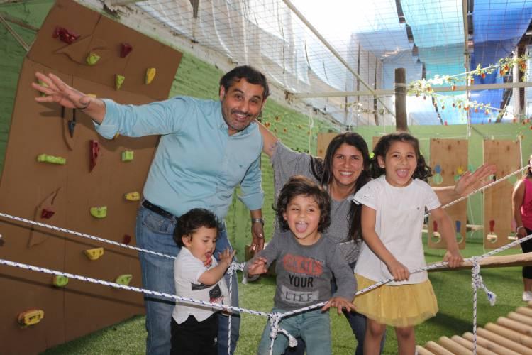 PlayKids: El Centro de Juegos Inclusivo creado por emprendedora linarense