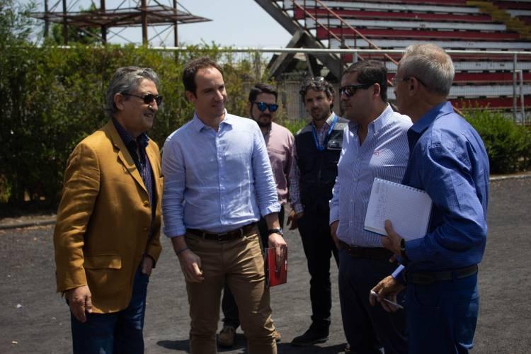 """ANFP autoriza al """"Depo"""" para jugar en el """"Tucapel Bustamante Lastra"""""""