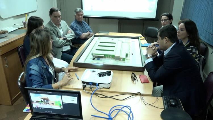 """El 2021 partiría construcción del nuevo Centro de Salud Familiar """"Oscar Bonilla"""" de Linares"""