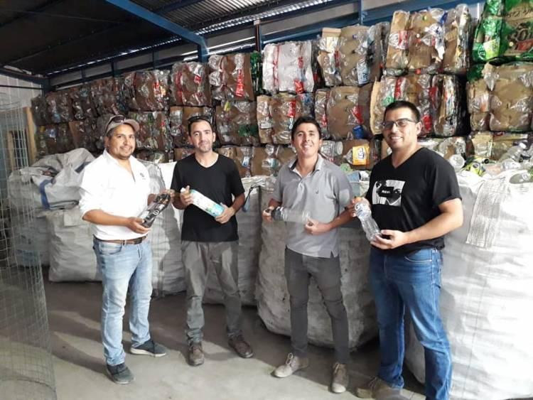 Positiva campaña de retiro de la basura desde el Santuario Achibueno