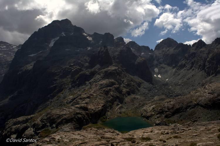 """""""Laguna Lagartija"""" en el Santuario Achibueno"""