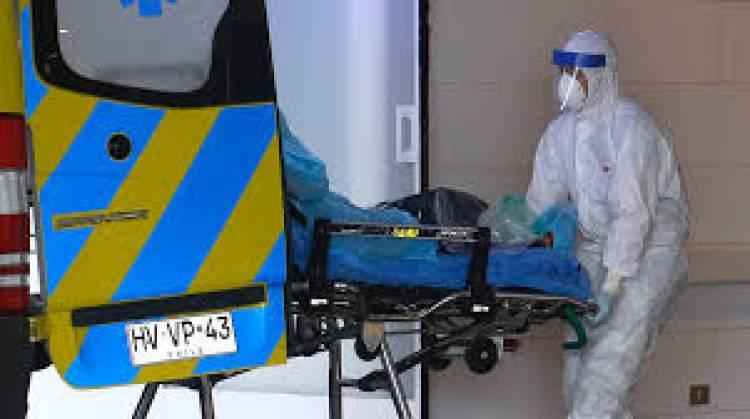 El Maule recibe a primer infectado con Covid-19 desde Santiago
