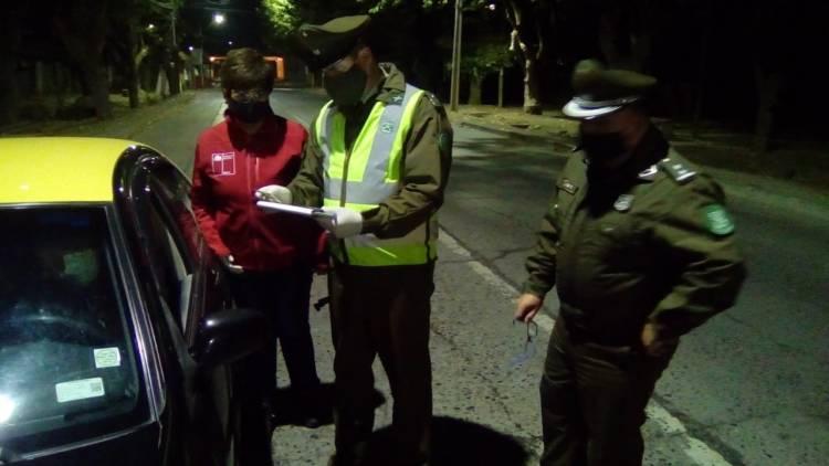 Carabineros asegura baja de delitos de alta connotación social en Linares