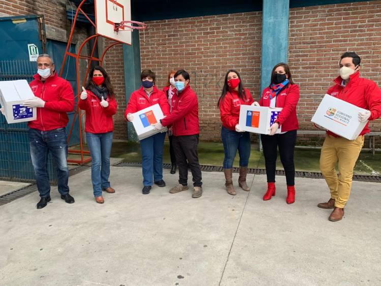 Covid-19: Gobierno repartirá 40 mil 398 cajas de alimentos en la provincia de Linares