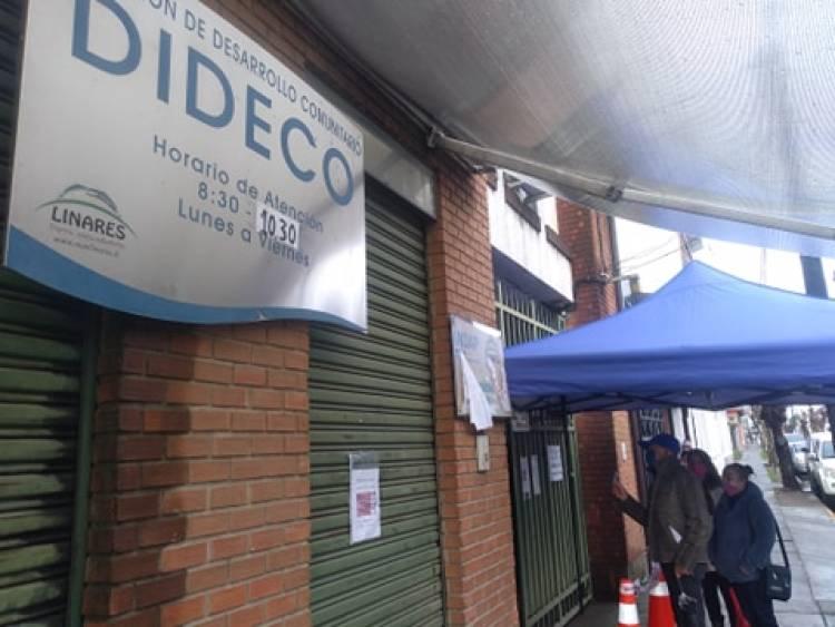 Municipio investigará por qué funcionarias de DIDECO Linares recibieron el Bono Covid-19 y pide que devuelvan el dinero