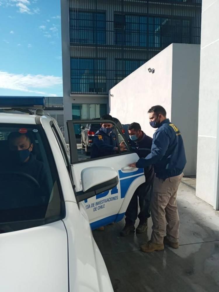 Amplían detención de imputado por homicidio en la comuna de Longaví
