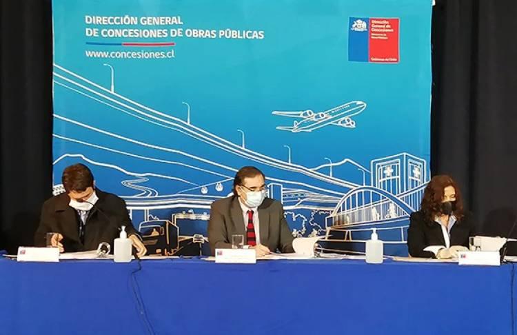 Cuatro grupos interesados presentaron sus ofertas técnicas y económicas en licitación de Hospitales Red Maule