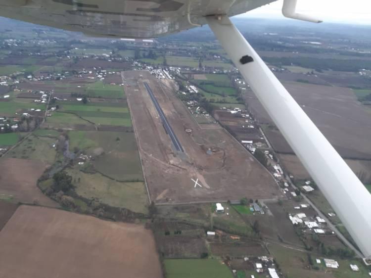 Linares recupera tras 30 años de abandono el aeródromo de San Antonio