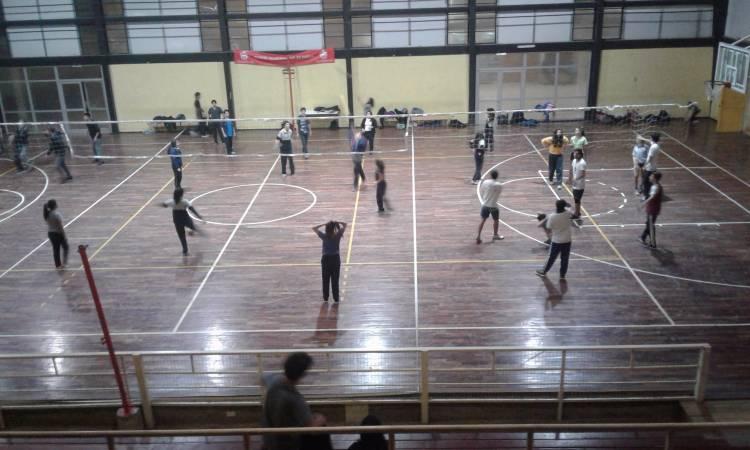 Asignan recursos para mejoramiento de recintos deportivos de Parral