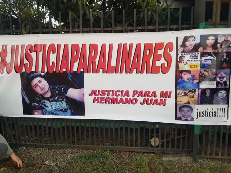 Ministro de Justicia y Derechos Humanos se reunirá con familias del Movimiento #JusticiaParaLinares