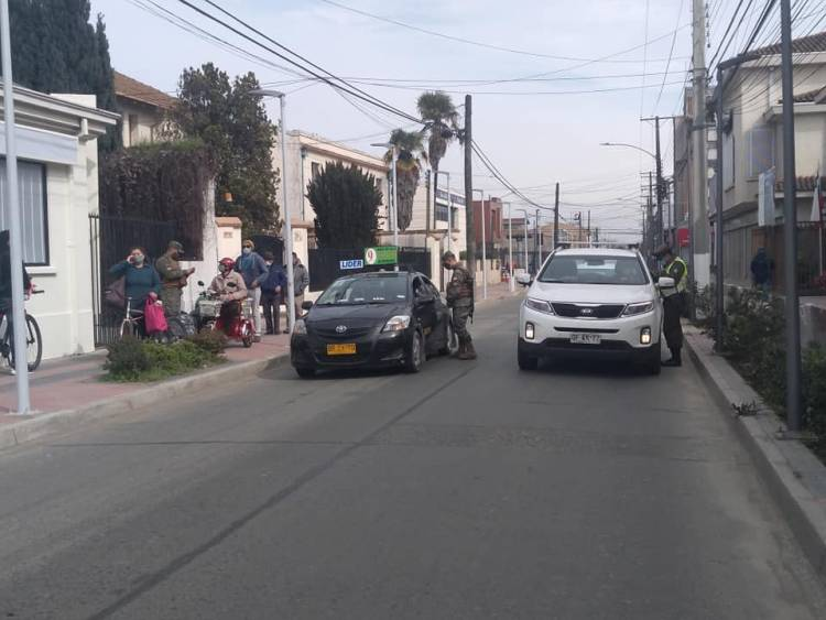 Cuarentena obligatoria genera baja de casos de Covid-19 en Linares