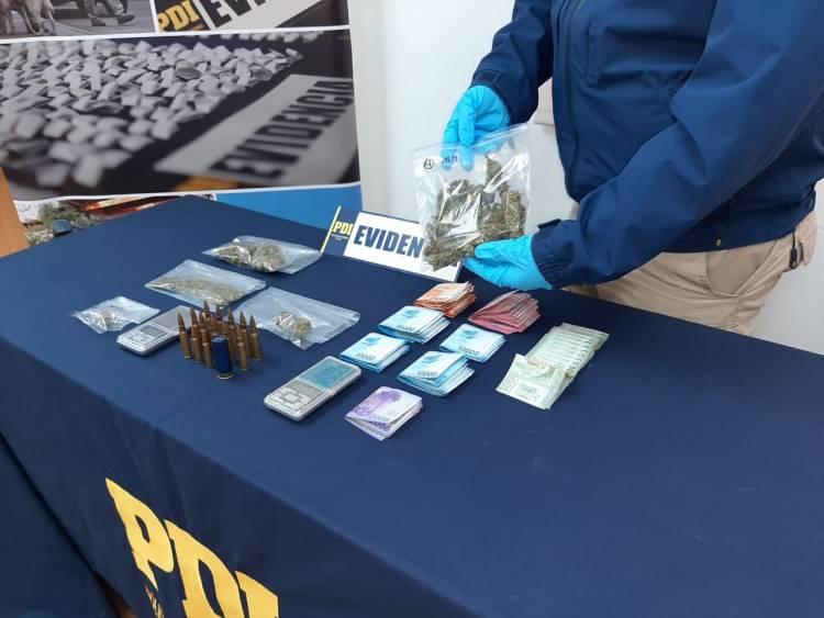 Joven usaba sistema Delivery para vender marihuana en Parral