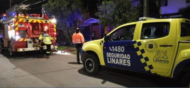 """Dos personas apuñaladas, una explosión de chimenea y 25 detenidos por poner en riesgo la salud pública es el balance de """"18 de Septiembre"""" en Linares"""