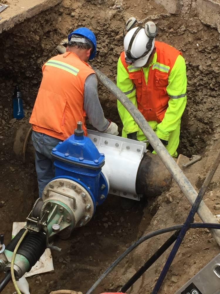Nuevosur destina más de 3 mil 400 millones de pesos en renovar redes de agua potable