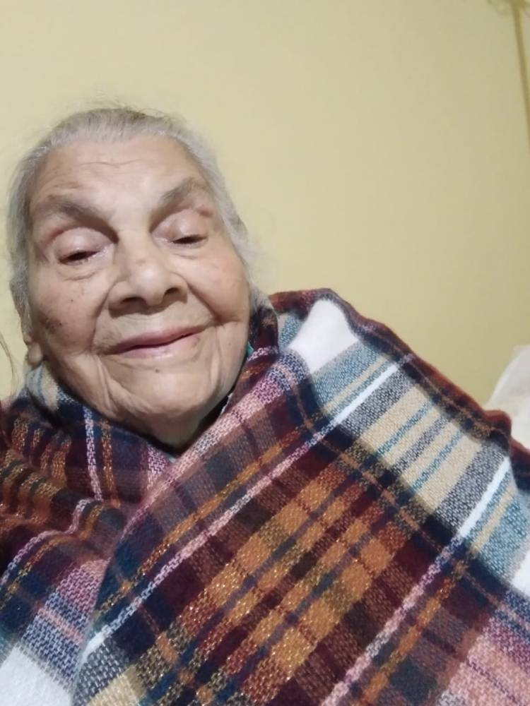 Linarense Flor Méndez Rojas celebra hoy 100 años de vida