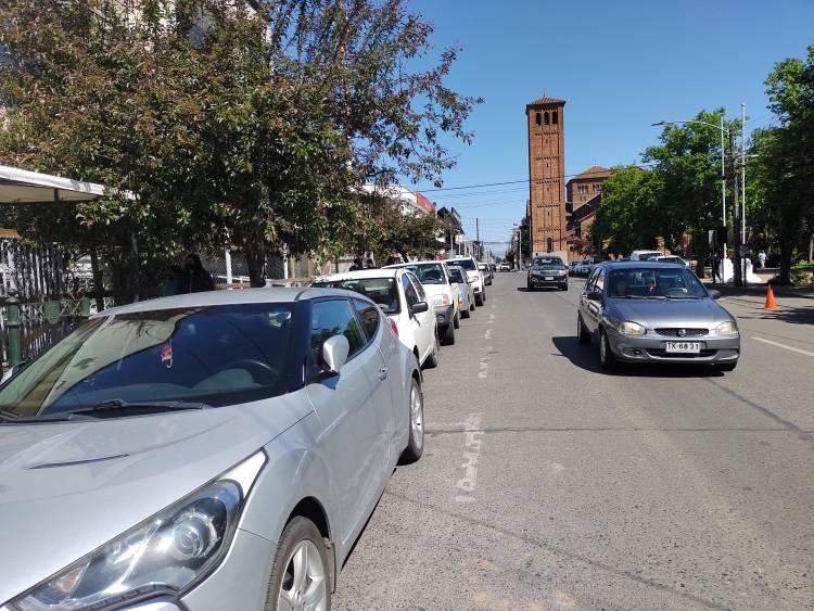 El 16 de noviembre se reiniciaría el cobro de parquímetros en Linares