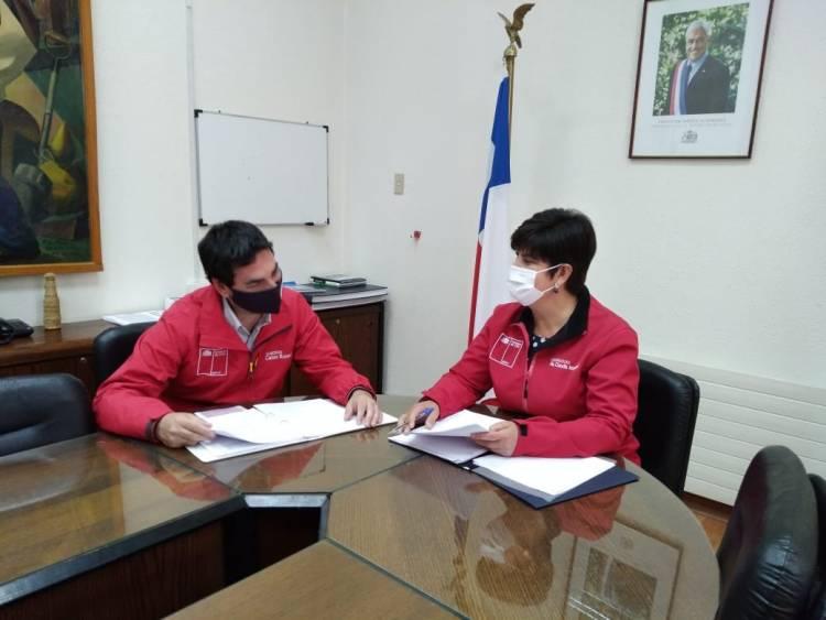 SUBDERE Maule asigna millonarios recursos para obras en Villa Alegre, San Javier, Parral y Linares