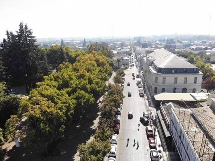 Conductores de radio taxis se declaran movilizados en Linares y plantean alza de tarifa por desplazamientos urbanos